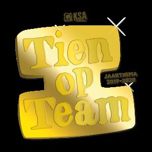 Jaarthema 2019-2020, Tien op team